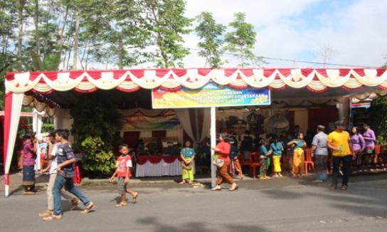 STAND DISKERPUS PADA FESTIVAL BUDAYA PERTANIAN 2019