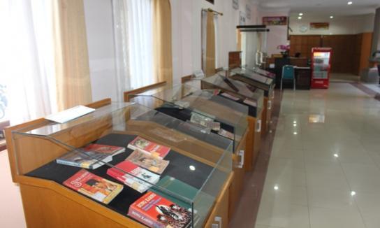 Gedung Layanan Baca